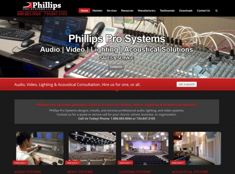 Phillips Pro Systems - Temperance, Michigan