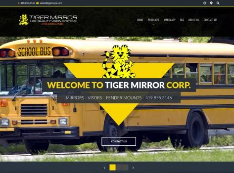 Tiger Mirror Corp. - Clay Center, Ohio